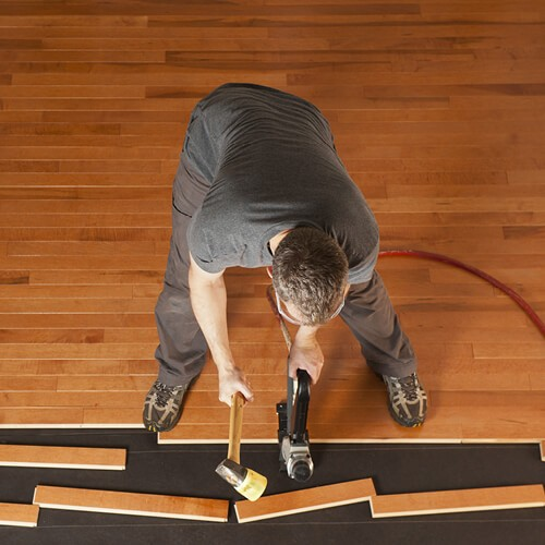 Hardwood Installation | Barrett Floors