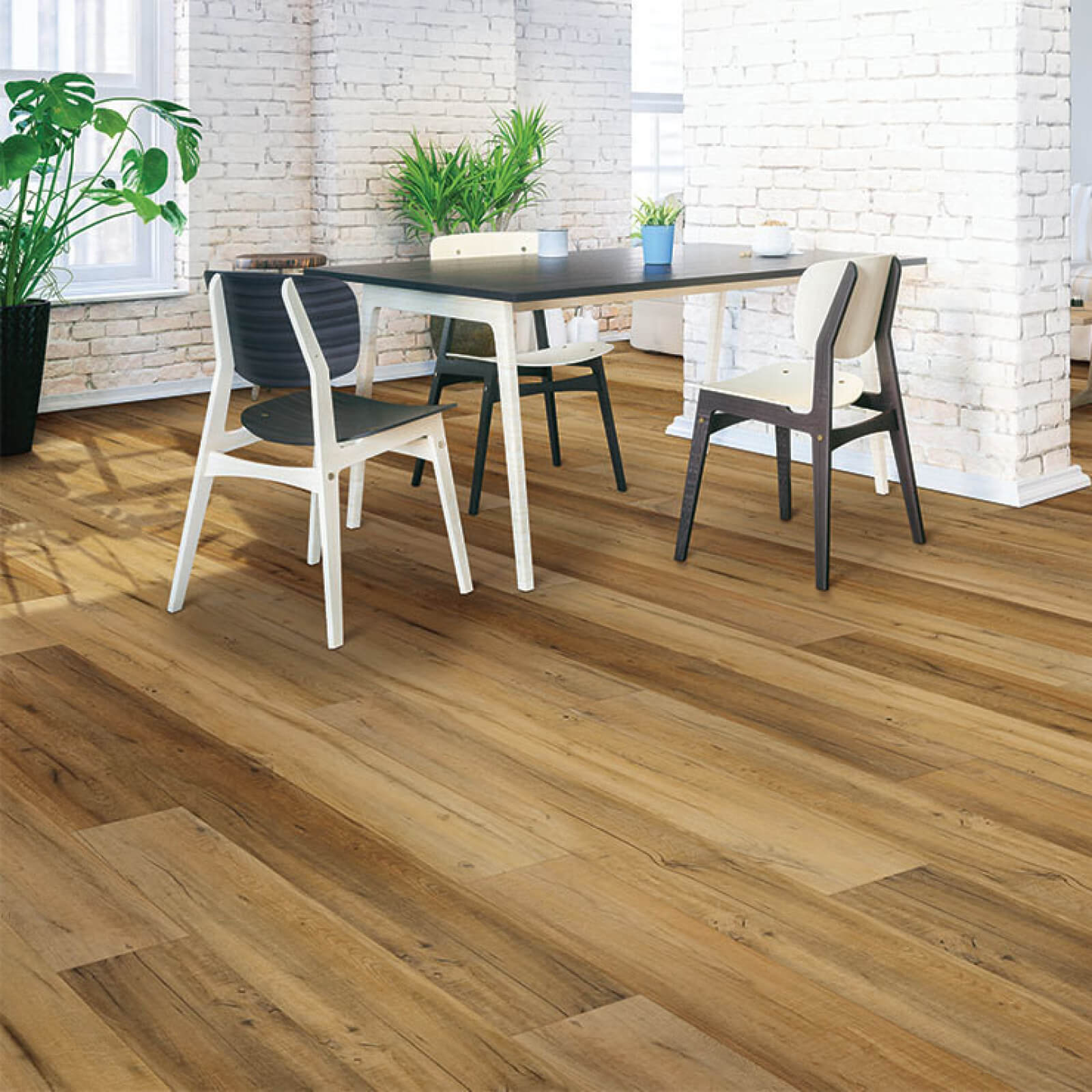 Luxury Vinyl flooring | Barrett Floors