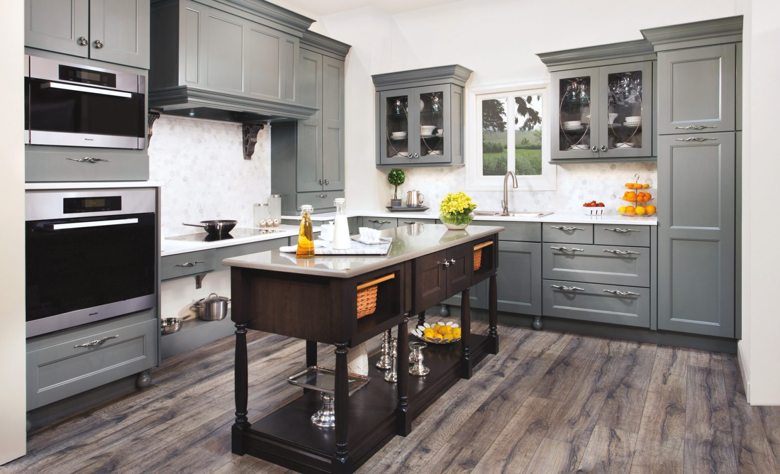 Cabinets in Kitchen | Barrett Floors