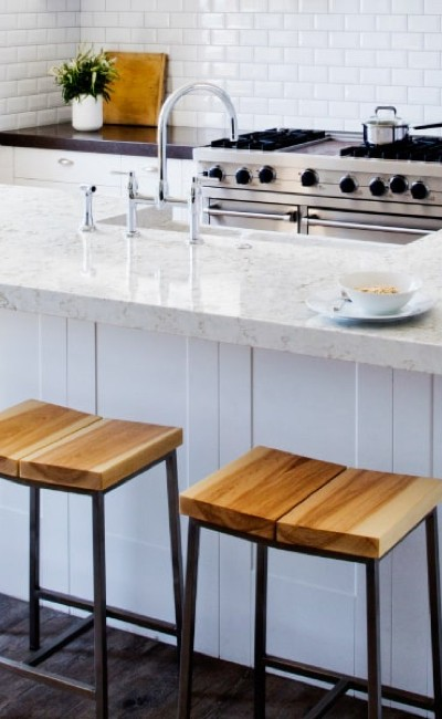 Silestone countertop | Barrett Floors
