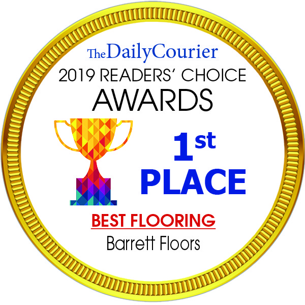 2019 Barrett Floors - BEST Flooring