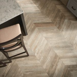 Glee Chevron Flooring | Barrett Floors
