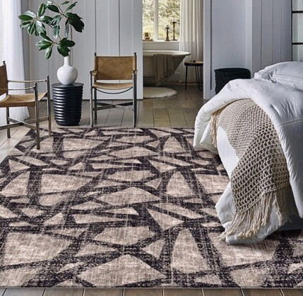 Karastan area rug | Barrett Floors