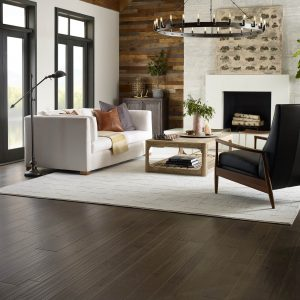 Windsurf Rustique Vibe living room | Barrett Floors