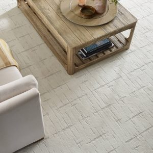 Rustique Vibe of Living Room| Barrett Floors