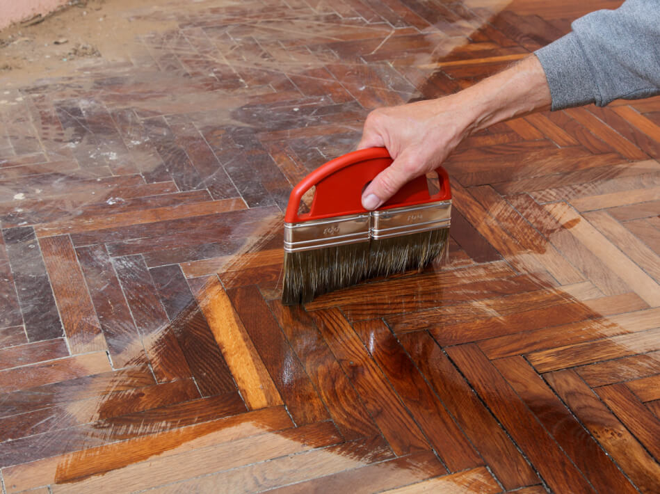 Hardwood Restoration | Barrett Floors