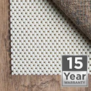 15 year warranty Area Rug pads | Barrett Floors