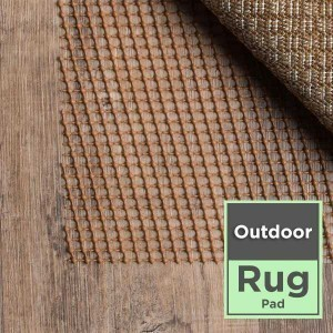 Outdoor Rug pad | Barrett Floors