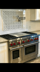 Kitchen countertop | Barrett Floors