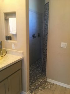 Bathroom tiles | Barrett Floors