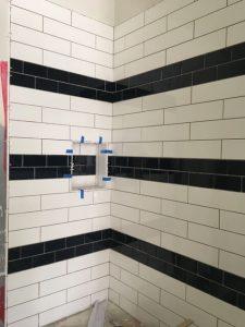 Wall of Tiles | Barrett Floors