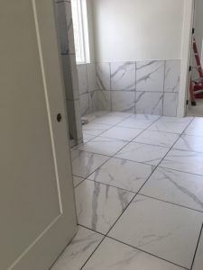 Tile flooring | Barrett Floors