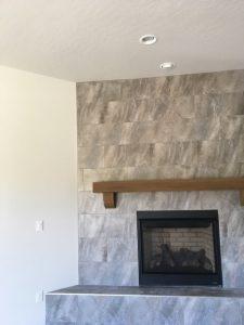 Tile wall | Barrett Floors
