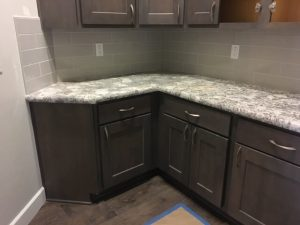 Kitchen cabinets | Barrett Floors
