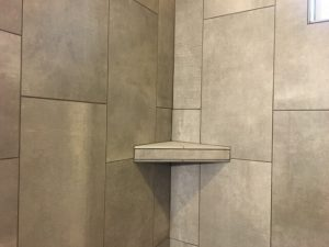 Wall of Tiles | Barrett Floors