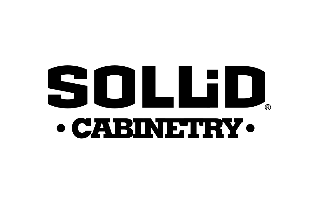 Sollid cabinetry logo | Barrett Floors
