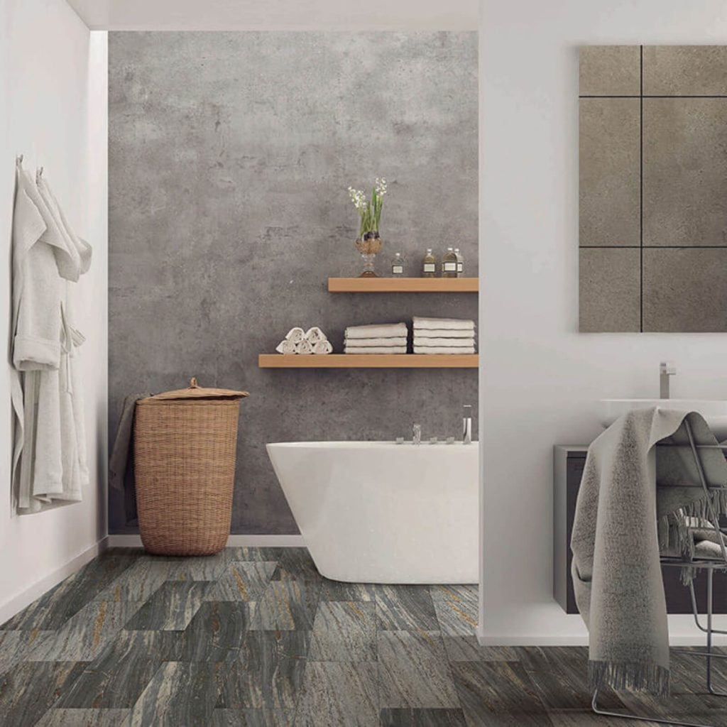 Bathroom flooring | Barrett Floors