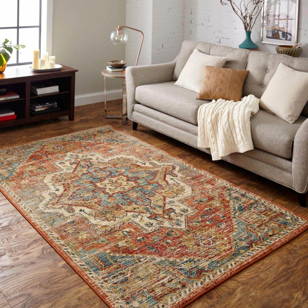 Rug for Your Living Area | Barrett Floors