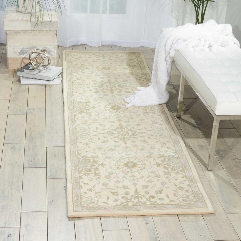 Silk Rug | Barrett Floors